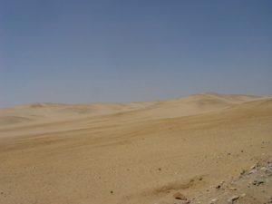 Sahara Desert in Egypt
