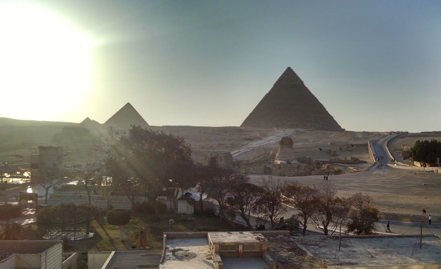 Egypt By Night: Sunrises, Sunsets, and Moons