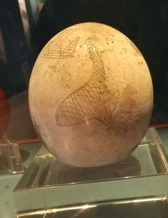 Aswan, Egypt: The Mystery of the Ostrich Egg