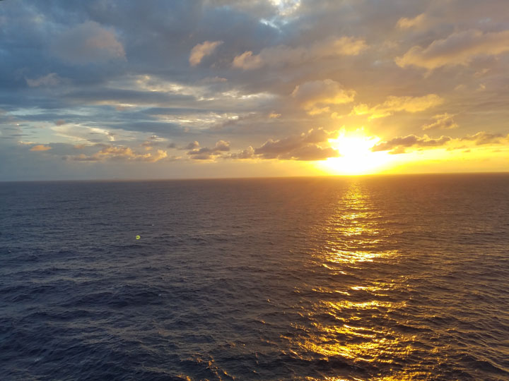 Sunsets and More on a Caribbean Cruise