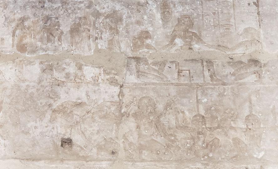 Birth Room in Luxor Temple