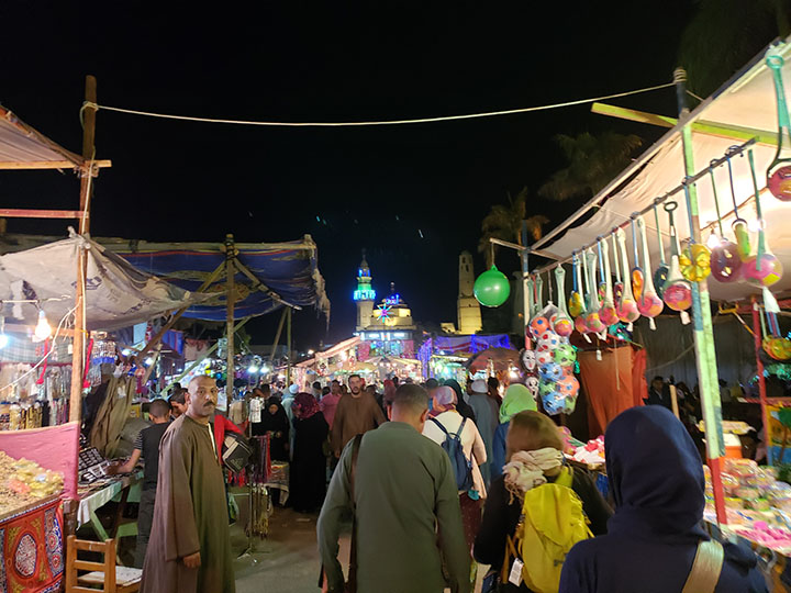 Moulid Abu al-Haggag – A Three-Day Party in Luxor, Egypt